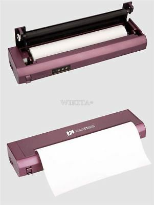 A4 Thermal Printer Compact Portable Small Light Bluetooth Wireless Mini Mobile Q