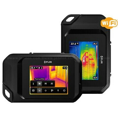 FLIR C3 Compact Thermal Imaging Camera with Wi-Fi, MSX and Case