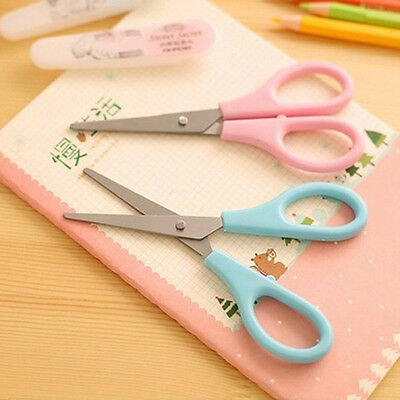 Cute School Shipping Gift Home Scissors Kids Supplies Free