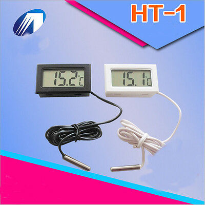 Digital Led Display Thermometer Jridge Temperature Jauge Meter Monitor K6