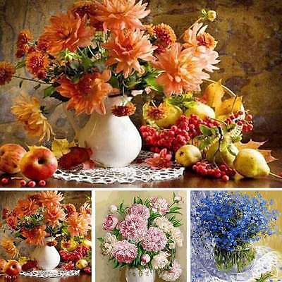 DIY Painting By Numbers Kits Acrylic Paint Hand-painted Oil Painting Wall Decors