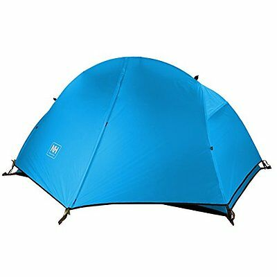 Naturehike 210T Checked Fabric Outdoor Tent 3 Seasons One Person Tent Waterproof