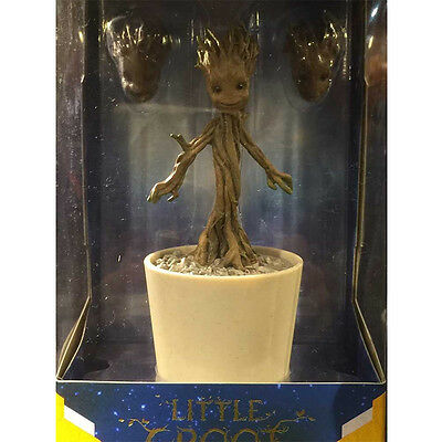 Little Baby Groot Figure Marvel Guardians Of The Galaxy Toys New 12cm