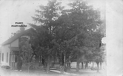 """Strongsville, Ohio """"Vintage Home From 1912"""" Rppc Real Photo Postcard"""