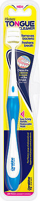 Piksters Tongue Cleaner plaque fresh breath