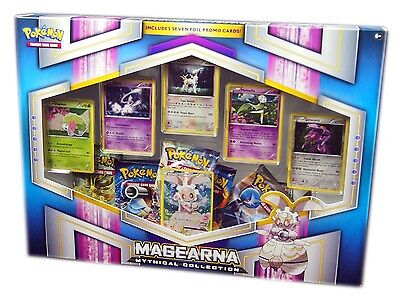 Pokemon TCG, Mythical Collection Box, Magearna  Set