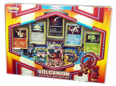 Pokemon TCG, Mythical Collection Box, Volcanion Set