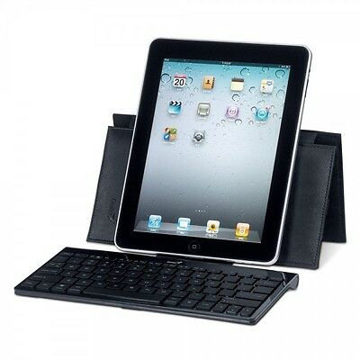 Teclado Bluetooth ultradelgado tablets GENIUS LUXEPAD 9100 BLK SP And/Win/ipad