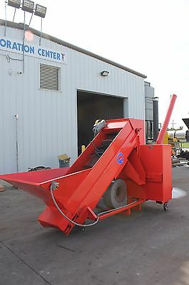 Can Pak Model CP200 Can Crusher / Flattener / Smasher with Blower