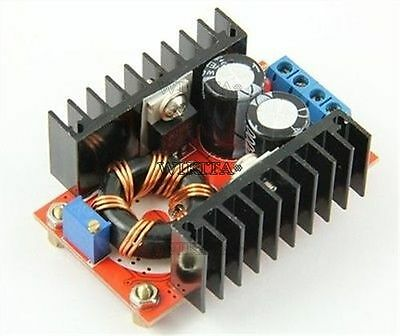150W Voltage Charger 10-32V To 12-35V 6A Step Up Power Boost Converter Dc-Dc N Y