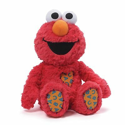 GUND Sesame Street Elmo Plush Soft Toy NEW  25402