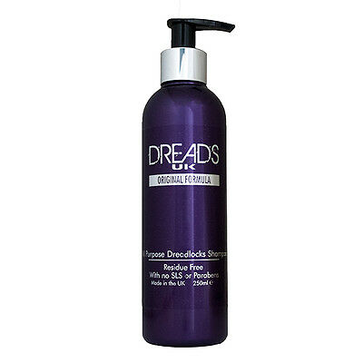 Dreads UK Shampoo ( a MUST READ before buying any dread shampoo or soap)