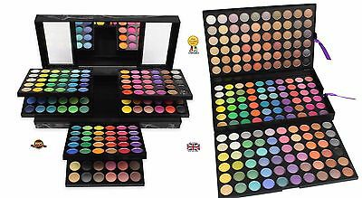 Professional 180 Colour Eyeshadow Palette Makeup Kit Set Make Up Box Gift Set