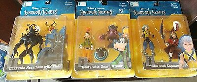Kingdom Hearts Series 1 collection