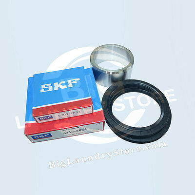 NEW SKF Bearing Set for 50 lbs. Huebsch, Speed Queen Washer - Part # UC50BK