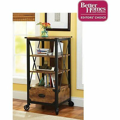 Better Homes and Gardens Rustic Country Tech Pier, Antiqu W