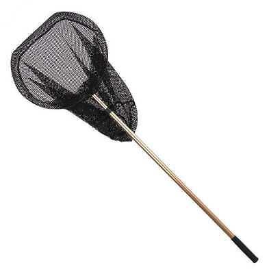 POND BOSS AFNT Telescoping Fish Net,Nylon,1/8in. Mesh G0203598