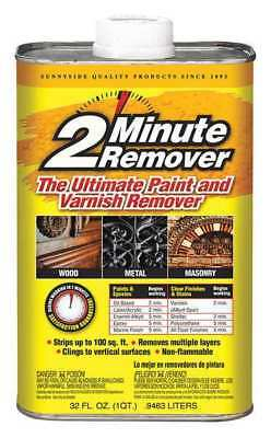 Paint/Varnish Remover,Methylene Chloride SUNNYSIDE 63932