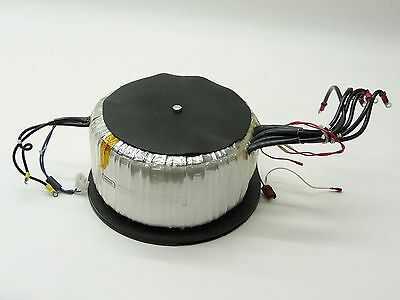 Powertronix Industrial High Voltage Isolation Toroid Transformer 8216Va 26.9A