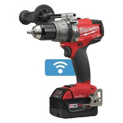 M18 Fuel Cordless Hammer Drill Kit, ONE-KEY MILWAUKEE 2706-22