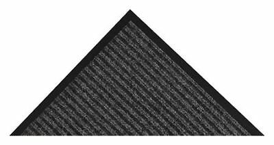 NOTRAX 117S0410CH Carpeted Entrance Mat,Charcoal,4ftx10ft G2397039