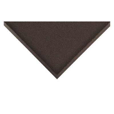 NOTRAX 141S0312BL Carpeted Entrance Mat,Black,3ft. x 12ft. G2396655