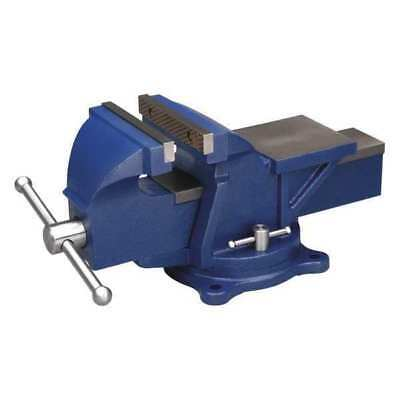 WILTON 11105 Bench Vise, Jaw 5in, Max Opening 5in G2838057