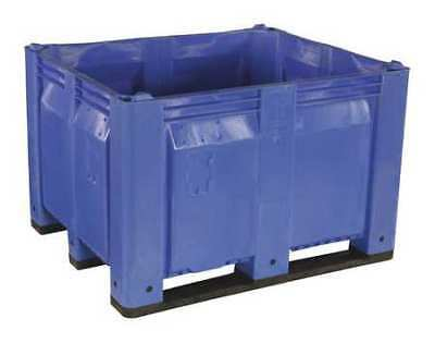"""DECADE PRODUCTS M40SBL1 Bulk Container, 25-3/4""""H"""