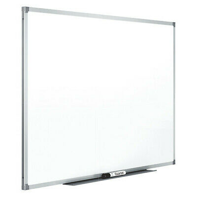 "36""x48"" Melamine Whiteboard, Gloss MEAD 85357N"
