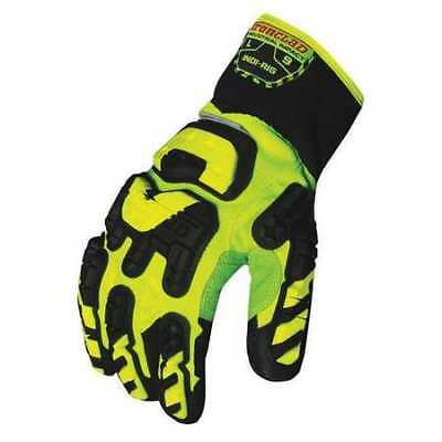 IRONCLAD INDI-RIG-04-L Impact Gloves,L,Slip On Closure,PR G3882466