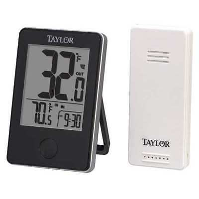 TAYLOR 1730 Wireless In/Out Thermometer w/Remote G4017100