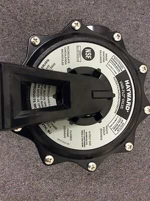 Hayward Sand Filter Multiport Valve- Label Plate/Decal Replacement (50mm)