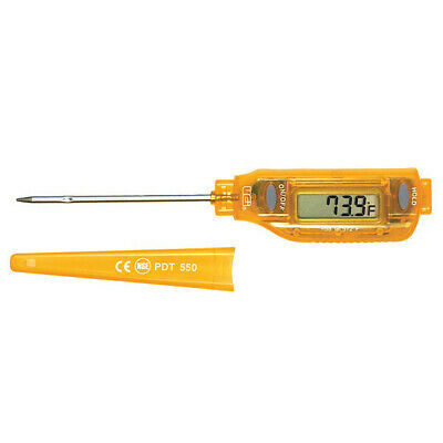 UEI TEST INSTRUMENTS PDT550 Digital Pocket Thermometer