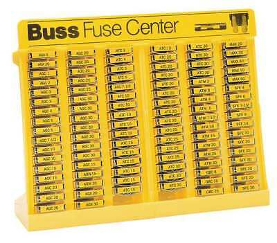 BUSSMANN NO.500 Auto Fuse Assortment