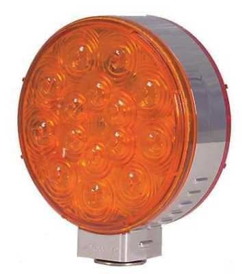 MAXXIMA M42341R/Y S/T/T/Park Light,LED,Amber/Red,4-5/16Dia