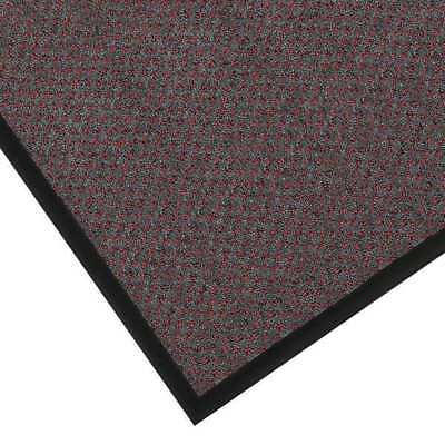 NOTRAX 145S0023RB Carpeted Runner, Red/Black, 2 x 3 ft.