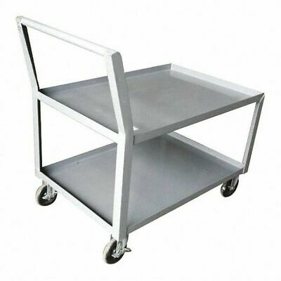 Utility Cart,Steel,42 Lx24 W,1200 lb. ZORO SELECT 10F449
