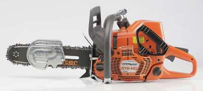 VENTMASTER TV400-051 Rescue Chainsaw, 576HD, Gas, 16in, 74cc