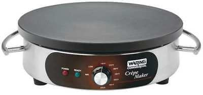 WARING COMMERCIAL WSC160 Crepe Maker, 1800 Watts