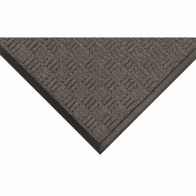 Carpeted Entrance Mat,Black,3ft. x 4ft. CONDOR 8W009