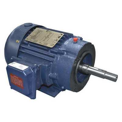 CENTURY PE3AA26A01C Close-Coupled Pump Motor,3-Phase,3/4 HP