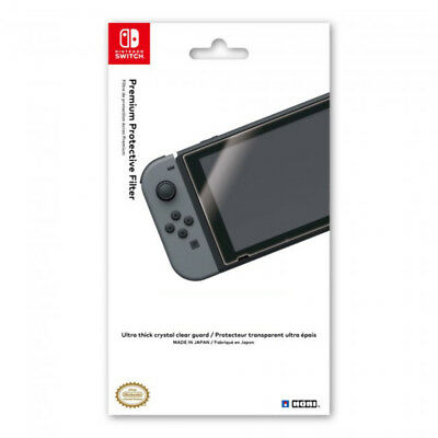 HORI Nintendo Switch Premium Screen Protector NEW