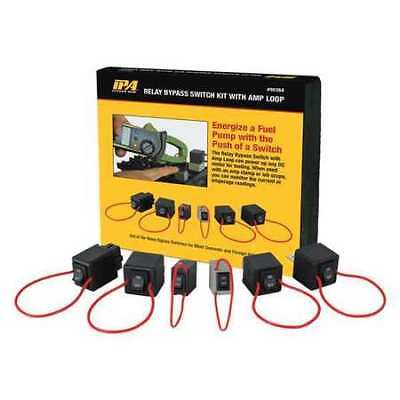 Relay Bypass Switch Kit,Handheld,6 pcs.