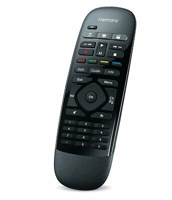 Logitech Harmony Smart Control with Smartphone App and Simple Remote 915 000194