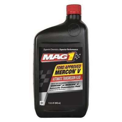 Transmission Fluid,Bottle,Red,32 oz. MAG 1 MAG63453