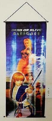 Dead or Alive Ultimate Wall Scroll (NEW!)