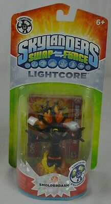 Skylanders: Swap Force: Smolderdash Lightcore Figure: NEW
