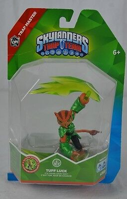 Skylanders: Trap Team: Trap Master: Tuff Luck Figure: NEW