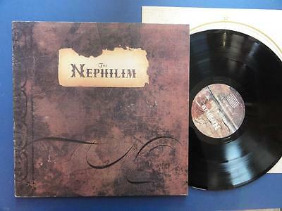 Fields Of The Nephilim  The Nephilim Sit 2 Orig Lp Ex-
