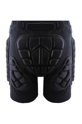 Motorcycle Motorcross Race Shorts Pad Hip Protector Gear Impact Protection N9U1